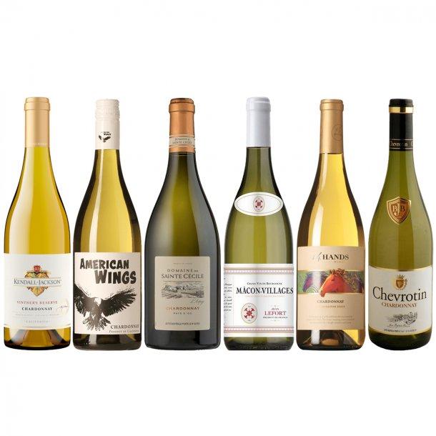 Chardonnay, Chardonnay, Chardonnay, Smagekasse